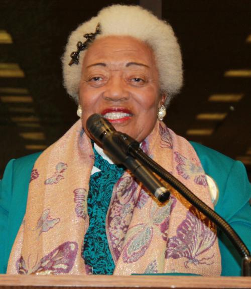 Mrs. Naomi King