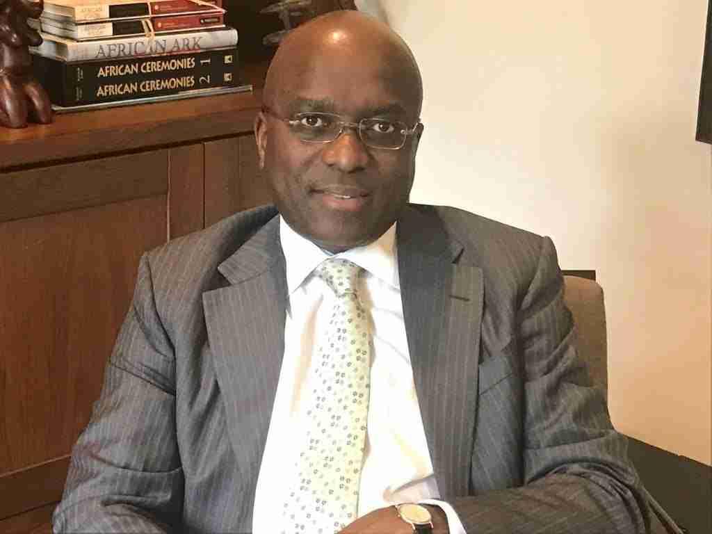 George Kabwe