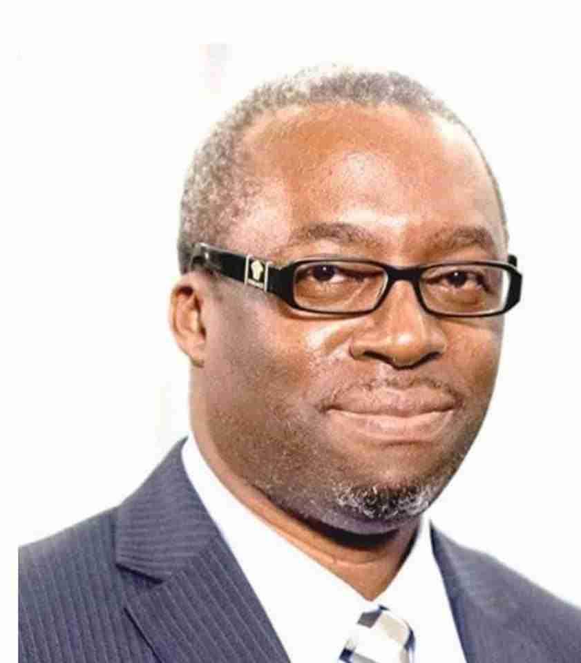 Prof. Kenneth K. Mwenda
