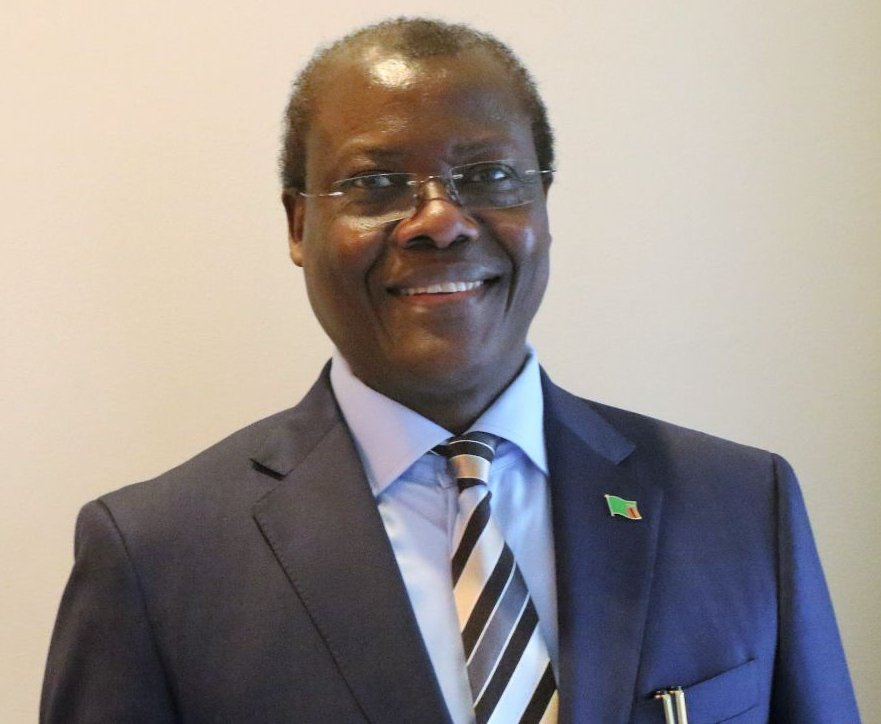 Dr. Ngosa Simbyakula
