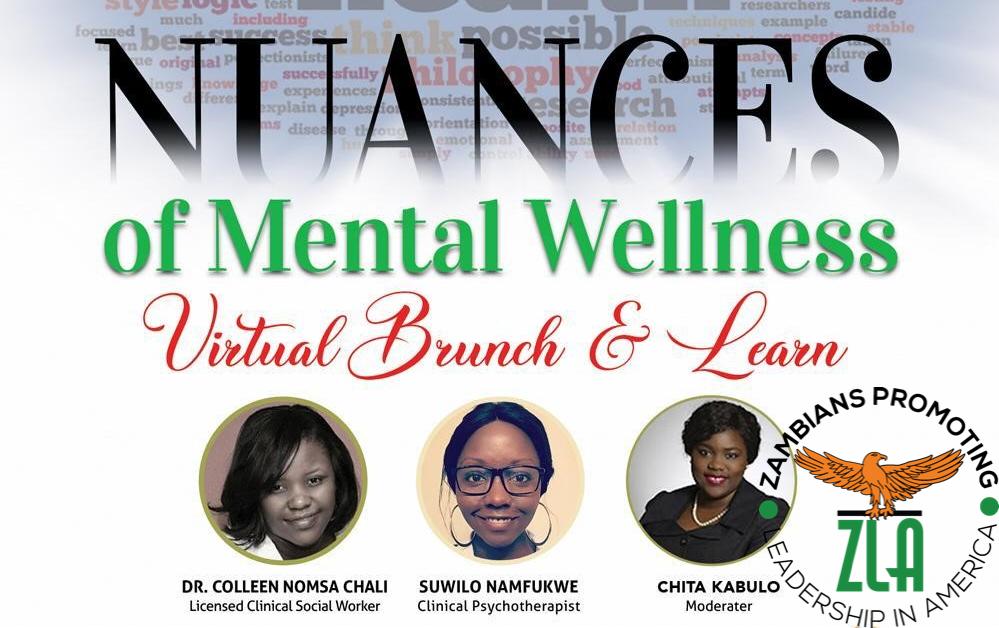 Nuances of Mental Wellness – Nov 21