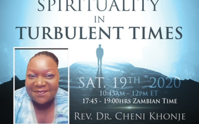 Brunch & Learn 'Spirituality in Turbulent Times' – Dec 19th, 2020