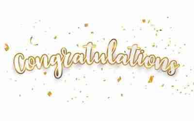 A Hearty Congratulations to Dentons