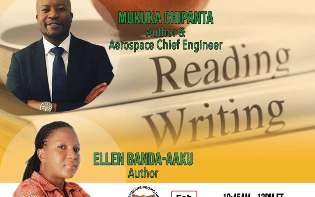 Power & Importance of Writing our Unique Zambian Stories