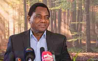 Zambia has a new president!