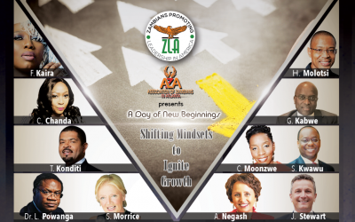 """A Day of New Beginnings: """"Shifting Mindsets to Ignite Growth"""" – December 11th, 2021"""
